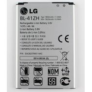 Аккумулятор BL-41ZH для LG L FINO / LEON / L50 / D213 / D221 / D295 / H324 ORIGINAL, фото 1