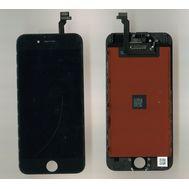 Модуль (тачскрин и дисплей) iPhone 6 черный, фото 1