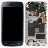 Модуль (сенсор и дисплей) Samsung Galaxy S4 mini i9195 черный ORIGINAL, фото 1