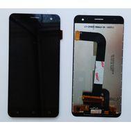Модуль (тачскрин и дисплей) FLY FS504 Cirrus 2 черный, фото 1