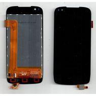 Модуль (тачскрин и дисплей) Fly IQ4405 черный, фото 1