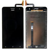 Модуль (дисплей+сенсор) Asus Zenfone 5 черный, фото 1