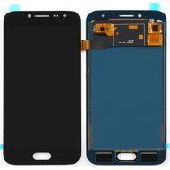 Модуль (сенсор и дисплей) Samsung Galaxy J2 2018 / J250 черный (яркость регулируется), фото 1