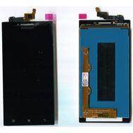 Модуль (сенсор и дисплей) Lenovo P70 черный, фото 1