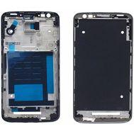 Рамка крепления дисплея для LG G2 D800 / G2 D801 / G2 D802 / G2 D803 / G2 D805 / LS980 цвет черный белый, фото 1