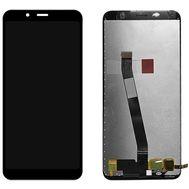 Модуль (сенсор и дисплей) Xiaomi RedMi 7a черный, фото 1