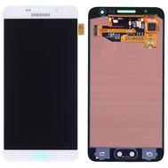 Модуль (сенсор и дисплей) Samsung Galaxy A3 2015 A300FU / A300H / A300F белый (яркость регулируется), фото 1