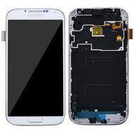 Модуль (сенсор и дисплей) Samsung Galaxy S4 I9500 белый, фото 1