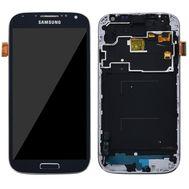 Модуль (сенсор и дисплей) Samsung Galaxy S4 I9500 черный, фото 1