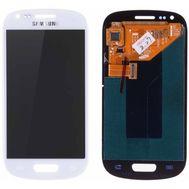 Модуль (сенсор и дисплей) Samsung Galaxy S3 mini i8190 белый ORIGINAL, фото 1