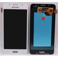 Модуль (сенсор и дисплей) Samsung Galaxy J5 2016 J510 / J510F / J510H / J510G белый (яркость регулируется), фото 1