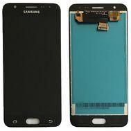 Модуль (сенсор и дисплей) Samsung J5 Prime G570 / G570F / G570Y черный Яркость регулируется, фото 1