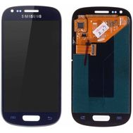 Модуль (сенсор и дисплей) Samsung Galaxy S3 mini i8190 фиолетовый ORIGINAL, фото 1