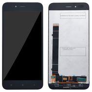 Модуль (сенсор и дисплей) Xiaomi Mi A1 / Mi5x черный, фото 1