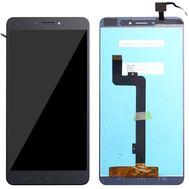 Модуль (сенсор и дисплей) Xiaomi Mi Max 2 черный, фото 1