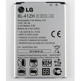Аккумулятор BL-41ZH для LG L FINO / LEON / L50 / D213 / D221 / D295 / H324 ORIGINAL, BS05072 фото 1