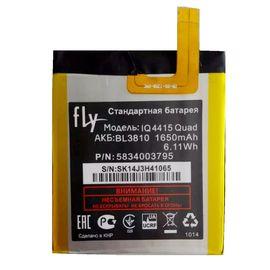 Батарея аккумулятор bl3810 Fly iQ4415 Quad ERA Style 3, BS07088 фото 1