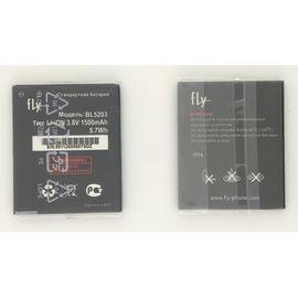 Батарея аккумулятор BL5203 Fly IQ442 Quad Miracle 2 1500 mAh, BS07090 фото 1