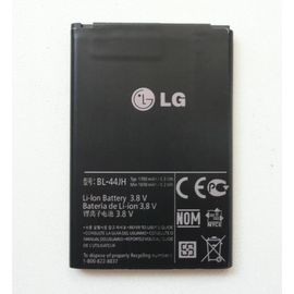 Аккумулятор BL-44JH для LG L7 P700 / P705 / LG E455/ LG E445 / LG E460 / LG E440, BS05066 фото 1