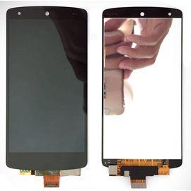 Модуль (сенсор и дисплей) LG Google Nexus 5 D820-D821 черный, MSS05051 фото 1