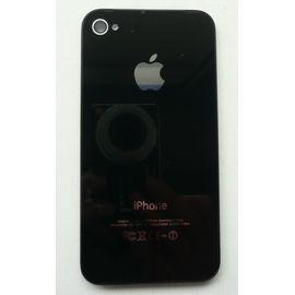 Задняя крышка iPhone 4 черная, ZS03042 фото 1
