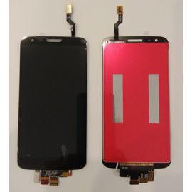 Модуль (сенсор и дисплей) LG G2 D802 черный, MSS05046 фото 1