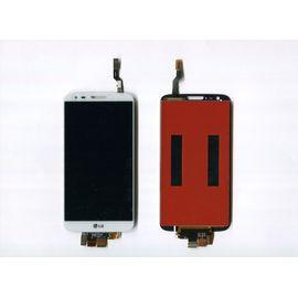 Модуль (сенсор и дисплей) LG G2 D800 / D801 / D803 LS980 белый, MSS05055 фото 1