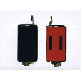 Модуль (сенсор и дисплей) LG G2 D800 / D801 / D803 LS980 черный, MSS05058 фото 1
