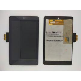 Модуль (дисплей+сенсор) Asus Google Nexus 7 (2012) черный, MST01002 фото 1