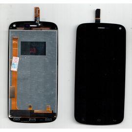 Модуль (тачскрин и дисплей) Fly IQ4410 черный, MSS07071 фото 1