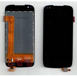 Модуль (тачскрин и дисплей) Fly IQ4405 черный, MSS07070 фото 1