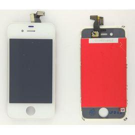 Модуль (сенсор и дисплей) iPhone 4 белый, MSS03002 фото 1
