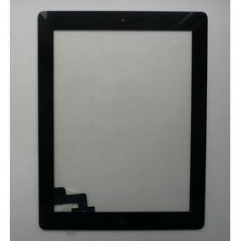 Сенсор тачскрин Apple iPad 2 черный с кнопкой, ST03026 фото 1