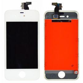 Модуль (сенсор и дисплей) iPhone 4S белый, MSS03008 фото 1