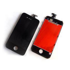 Модуль (сенсор и дисплей) iPhone 4 черный, MSS03001 фото 1