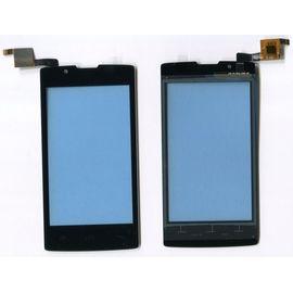 Сенсор тачскрин Fly FS401 Stratus 1 черный, SS07048 фото 1
