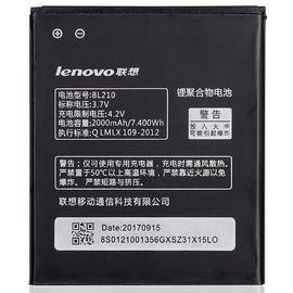 Батарея аккумулятор bl210 для Lenovo A536 / S820 / A606 / A656 / S650 / S820E / A766 / A828t, BS09126 фото 1
