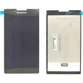 Модуль (сенсор и дисплей) Lenovo Tab 2 A7-30 / A7-30DC / A7-30HC / A7-30F черный, MT09108 фото 1