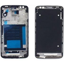 Рамка крепления дисплея для LG G2 D800 / G2 D801 / G2 D802 / G2 D803 / G2 D805 / LS980 цвет черный белый, ZS05062 фото 1