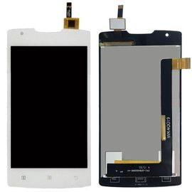 Модуль (сенсор и дисплей) Lenovo A1000 белый, MSS09151 фото 1