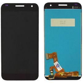 Модуль (тачскрин и дисплей) Huawei G7 / G760-L01 / L03 черный, MSS11008 фото 1