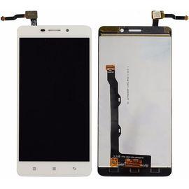 Модуль (сенсор и дисплей) Lenovo A5500 S8 Play белый, MSS09171 фото 1
