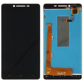 Модуль (сенсор и дисплей) Lenovo A6000 / A6010 / K3 / K3 Music Lemon / K30-T / K30-W черный, MSS09144 фото 1
