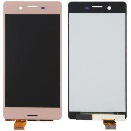 Модуль (сенсор и дисплей) Sony Xperia X F5121 / F5122 / F8131 / F8132 розовый, MSS06081 фото 1