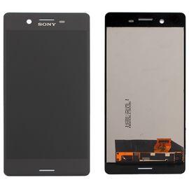 Модуль (сенсор и дисплей) Sony Xperia X F5121 / F5122 / F8131 / F8132 черный, MSS06069 фото 1