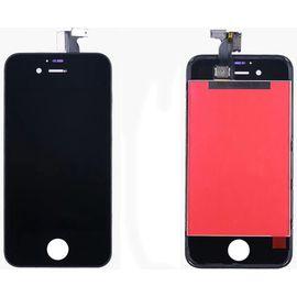 Модуль (сенсор и дисплей) iPhone 4S черный ORIGINAL, MSS03007O фото 1