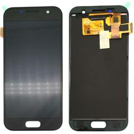Модуль (сенсор и дисплей) Samsung A3 2017 / A320 черный (яркость регулируется), MSS08146 фото 1