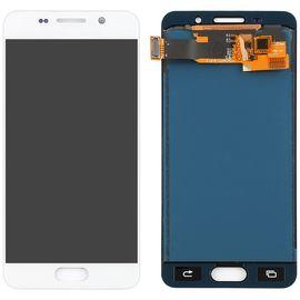 Модуль (сенсор и дисплей) Samsung A3 2016 / A310 белый (яркость регулируется), MSS08138 фото 1