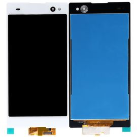 Модуль (сенсор и дисплей) Sony Xperia C3 D2502 / D2533 / белый, MSS06077 фото 1