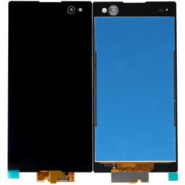 Модуль (сенсор и дисплей) Sony Xperia C3 Dual D2533 / D2502 черный, MSS06061 фото 1